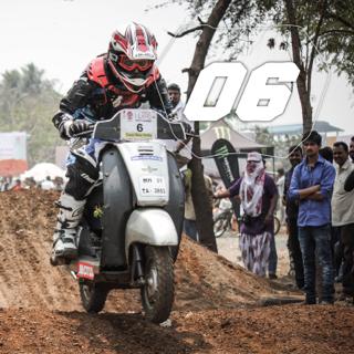 Rider No: 06