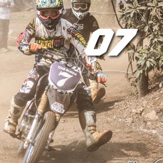 Rider No: 07