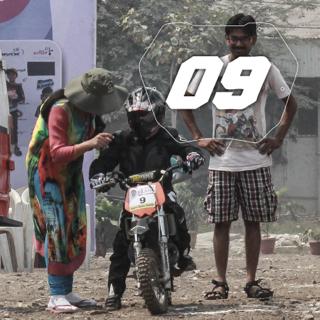 Rider No: 09