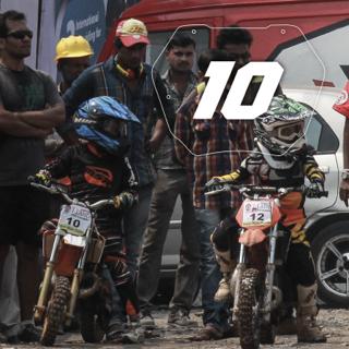 Rider No: 10