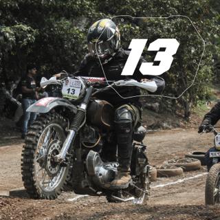Rider No: 13