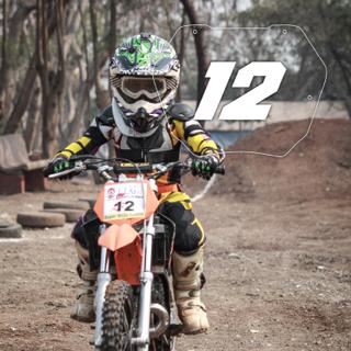 Rider No: 12