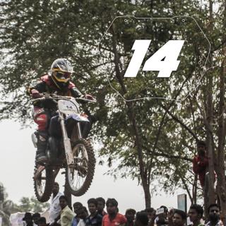 Rider No: 14