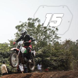 Rider No: 15