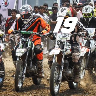 Rider No: 19