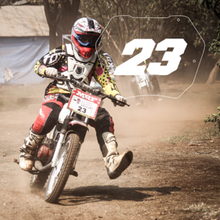 Rider No: 23