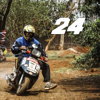 Rider No: 24