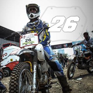 Rider No: 26