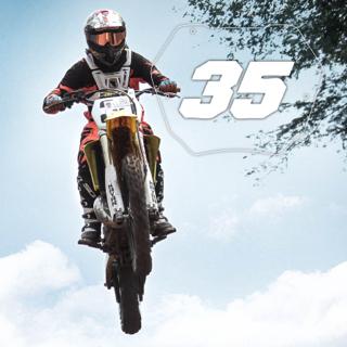 Rider No: 35
