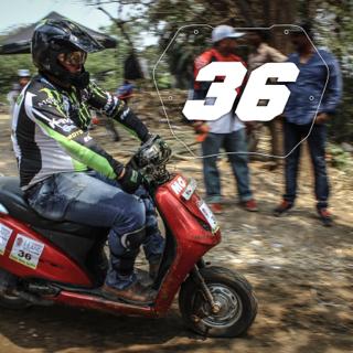 Rider No: 36