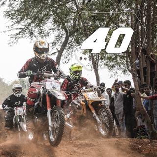 Rider No: 40