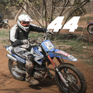 Rider No: 44