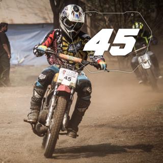 Rider No: 45