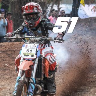 Rider No: 51