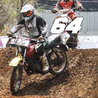Rider No: 64