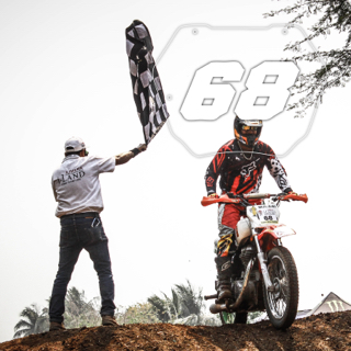 Rider No: 68