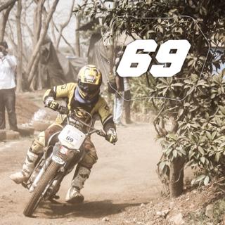 Rider No: 69