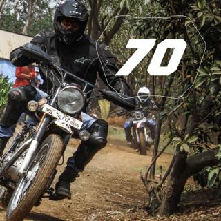 Rider No: 70