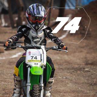 Rider No: 74