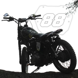 Rider No: 88