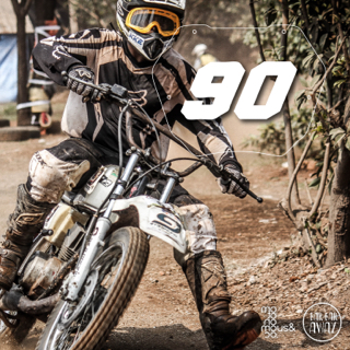 Rider No: 90