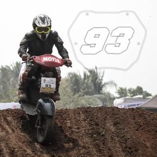Rider No: 93