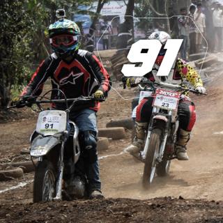 Rider No: 91