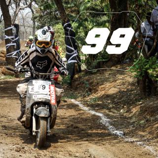 Rider No: 99