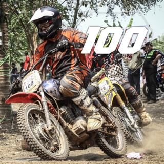 Rider No: 100