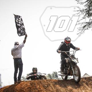 Rider No: 101