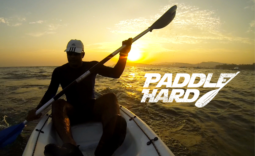 Kaustubh Khade - Paddle Hard