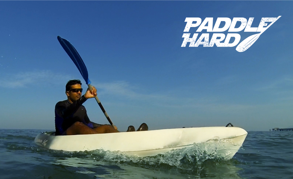 Kayaker Kaustubh Khade