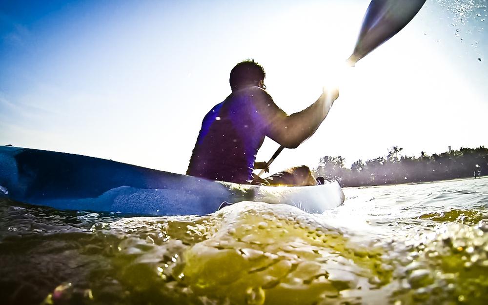 Kayaking Kaustubh Khade