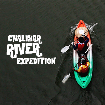 Chaliyar River Kayaking Expedition