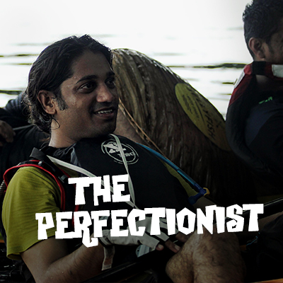 Brijesh Shaijal - The Perfectionist