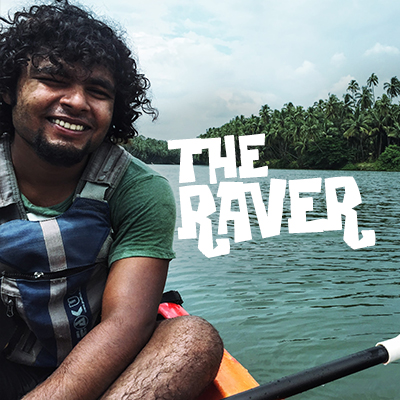 Manish at Chaliyar River