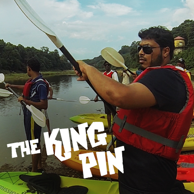 The King Pin at Chaliyar River