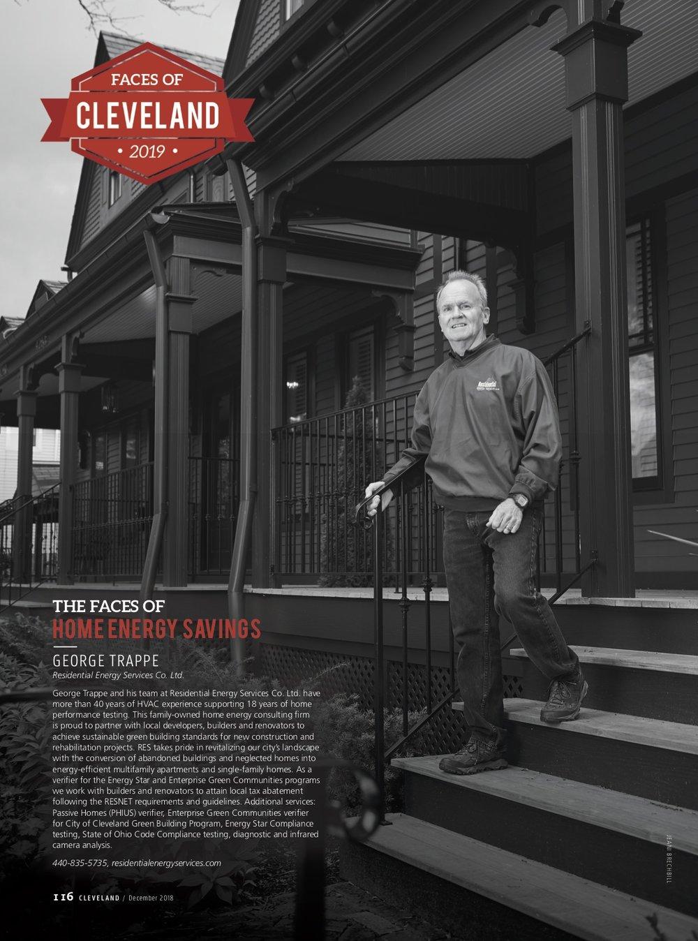 Cleveland Magazine, December 2016