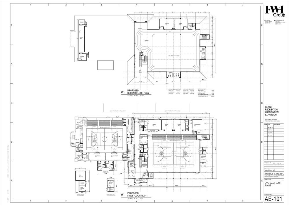 Overall Floor Plans