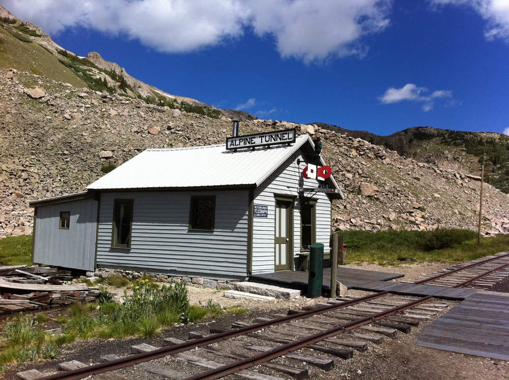 Alpine Station