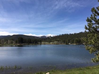 O'Haver Lake - Chaffee County