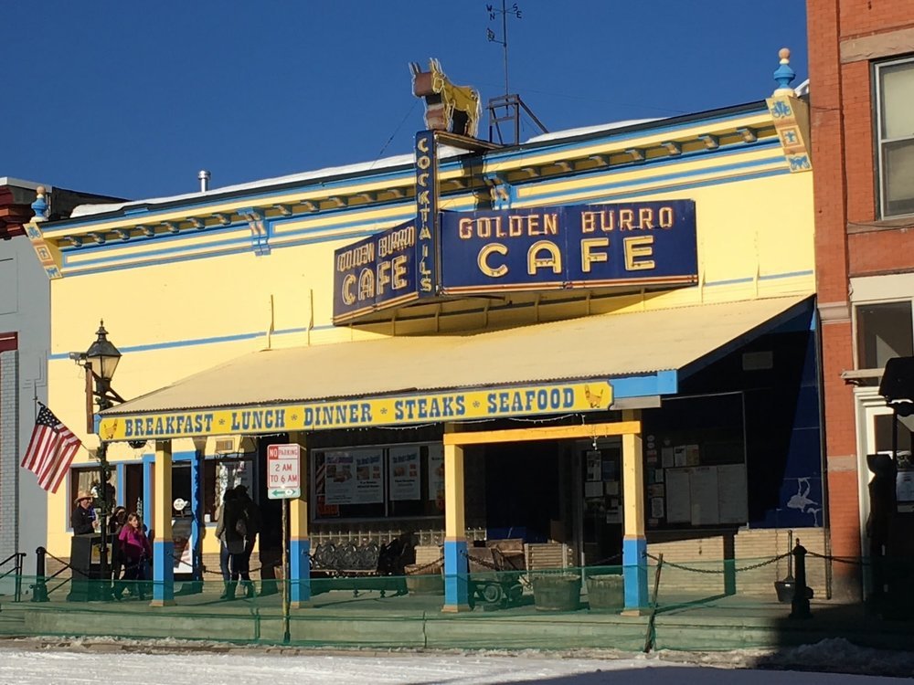 Golden Burro Cafe - Leadville