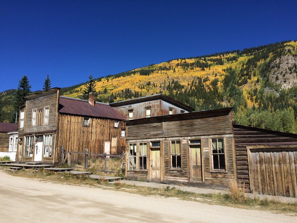 St Elmo - Colorado's most original ghost town