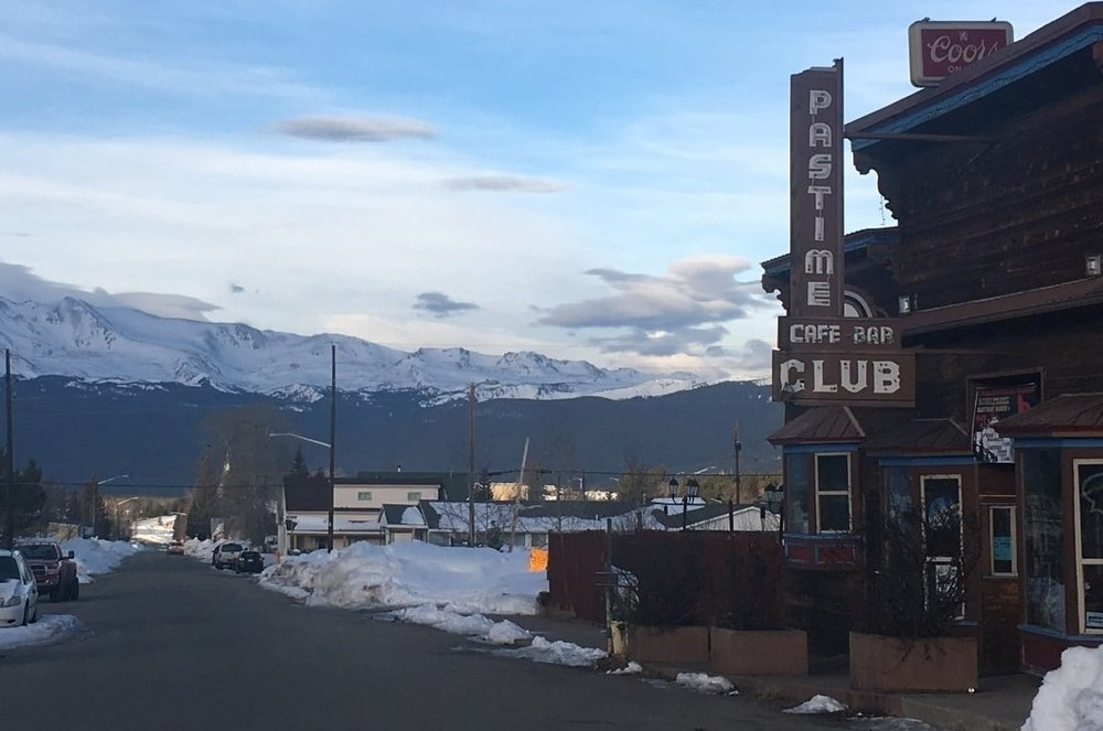 Pastime Leadville Colorado