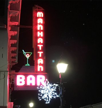 Manhattan Bar - Leadville Colorado