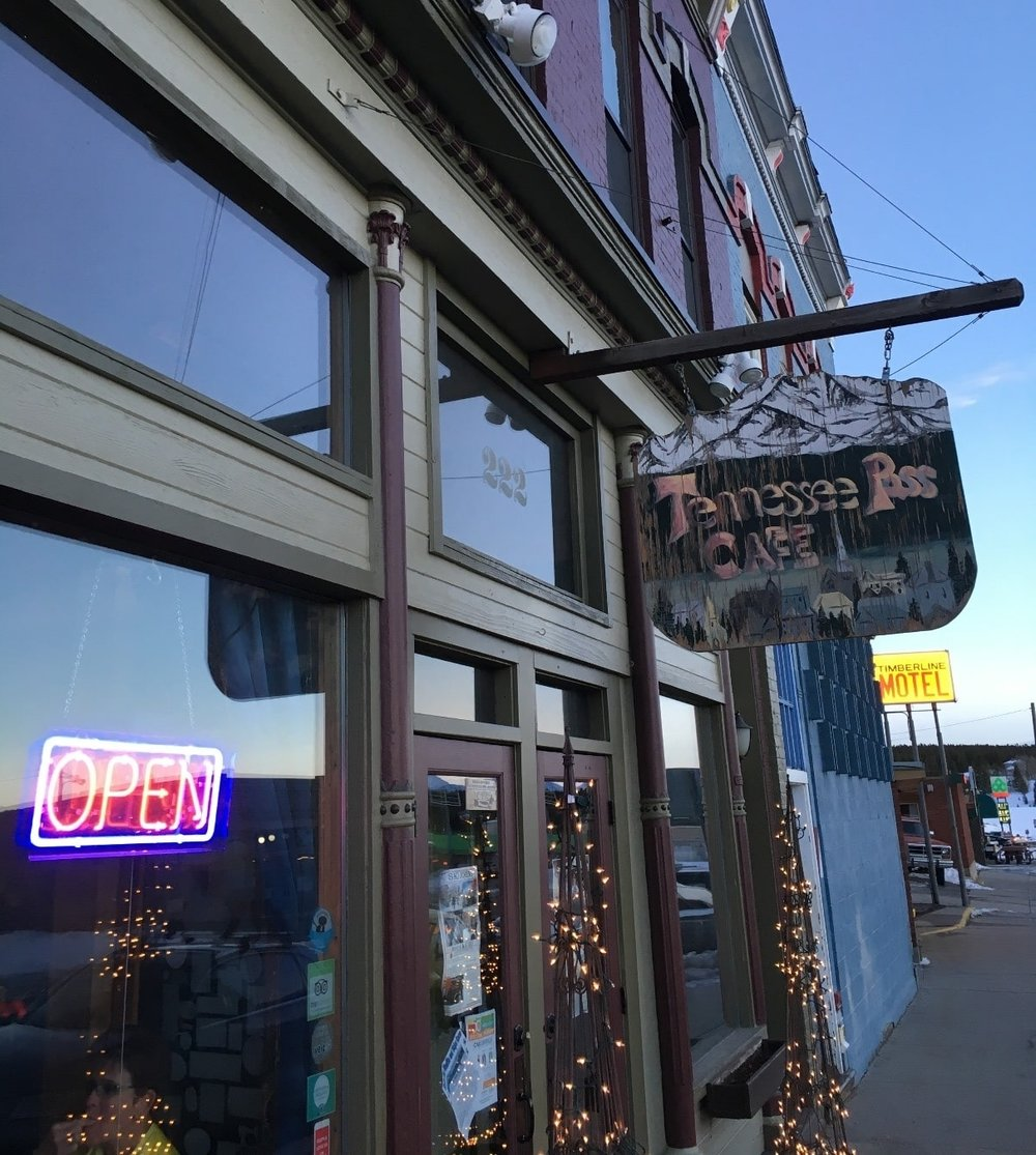 Tennessee Pass Cafe - Leadville Colorado