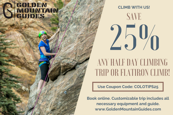 Colorado Vacation Coupon