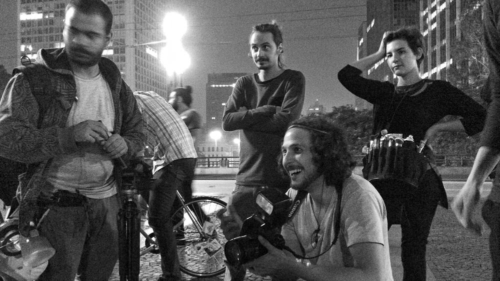 Natie Cortez + Felipe Iema + Mário Águas + Jairo Rodrigues