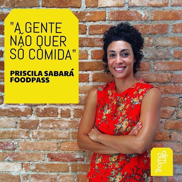 Priscila Sabará - Foodpass