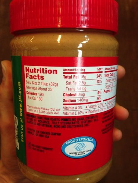 What's In That: Peanut Butter! photo 2